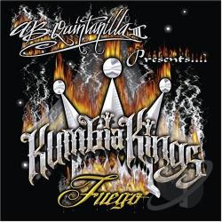 Los Kumbia Kings - Fuego CD Cover Art
