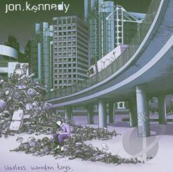 Kennedy, Jon - Useless Wooden Toys CD Cover Art