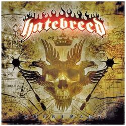 Hatebreed - Supremacy CD Cover Art
