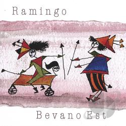 Bevano Est - Ramingo CD Cover Art