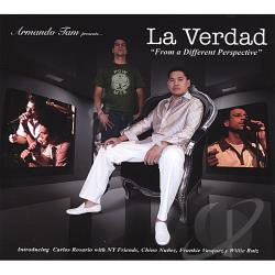 La Verdad - From A Different Perspective CD Cover Art