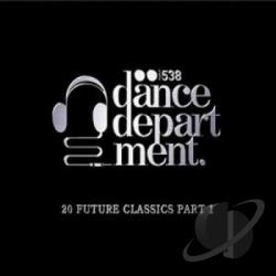 Dance Department CD Cover Art