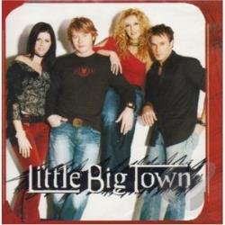Little Big Town - Little Big Town CD Cover Art