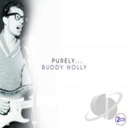 Holly, Buddy - Purely Buddy Holly CD Cover Art