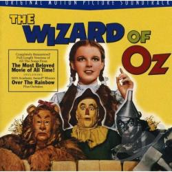 Wizard of Oz CD Cover Art