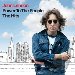 Lennon, John - Power to the People: The Hits CD Cover Art