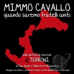 Cavallo, Mimmo - Quando Saremo Fratelli Uniti CD Cover Art
