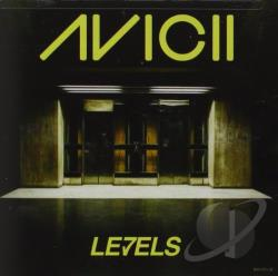 Avicii - Levels CD Cover Art