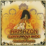 Armazon Carranga Mix - Vuelve Y Juega DB Cover Art