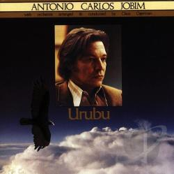 Jobim, Antonio Carlos - Urubu CD Cover Art