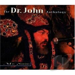 Dr. John - Mos' Scocious: The Dr. John Anthology. CD Cover Art