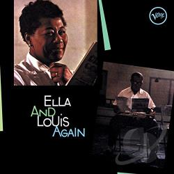 Armstrong, Louis / Fitzgerald, Ella - Ella & Louis Again CD Cover Art