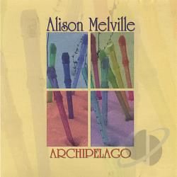 Melville, Alison - Archipelago CD Cover Art