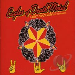Eagles Of Death Metal - I Want You So Hard DS Cover Art