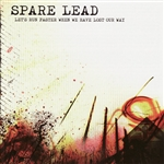 Spare Lead - Let's Run Faster When We Have Lost Our Way CD Cover Art