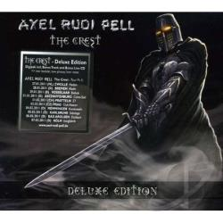 Pell, Axel Rudi - Crest CD Cover Art
