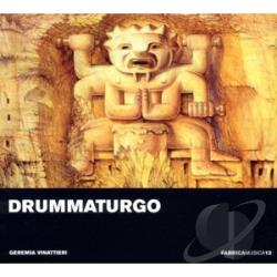 Vinattieri, Geremia - Drummaturgo CD Cover Art