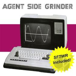 Agent Side Grinder - Hardware (Sftwr Included!) CD Cover Art