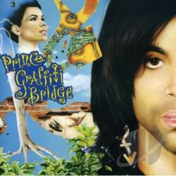 Prince - Graffiti Bridge CD Cover Art