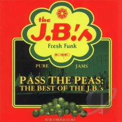 J.B.'s - Pass the Peas: The Best of the J.B.'s CD Cover Art