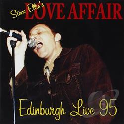 Ellis, Steve - Live Edinburgh CD Cover Art