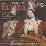 Allemandi / Donizetti / Ford / Larmore / Massis - Donizetti: Elvida CD Cover Art