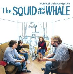 Squid and the Whale CD Cover Art