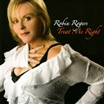 Rogers, Robin - Treat Me Right CD Cover Art
