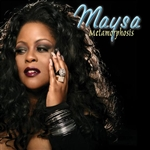 Maysa - Metamorphosis CD Cover Art