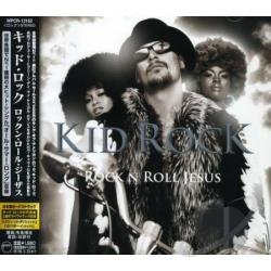 Kid Rock - Rock'N Roll Jesus CD Cover Art