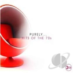 Purely Hits of the 70s CD Cover Art