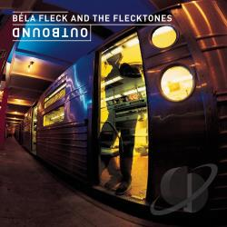 Bela Fleck & The Flecktones - Outbound CD Cover Art