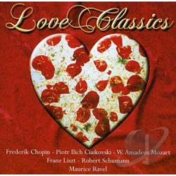 Love Classics - Love Classics CD Cover Art