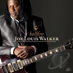 Walker, Joe Louis - Hellfire CD Cover Art