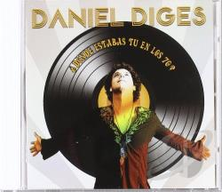 Dieges, Daniel - Donde Estas Tu en Los 70 CD Cover Art
