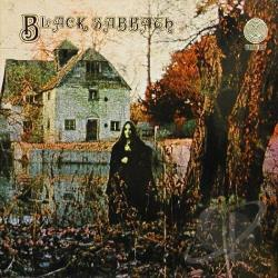 Black Sabbath - Black Sabbath LP Cover Art