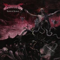 Coffins - March of Despair LP Cover Art