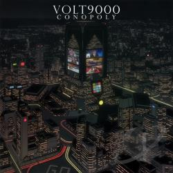Volt 9000 - Conopoly CD Cover Art