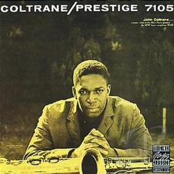 Coltrane, John - Coltrane CD Cover Art