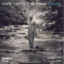 Newman, David Fathead - Chillin' CD Cover Art