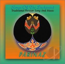 Parinaz - Songs of the Enchanted CD Cover Art