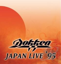 Dokken - Japan Live '95 CD Cover Art
