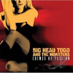 Big Head Todd & Monsters - Crimes Of Passion CD Cover Art