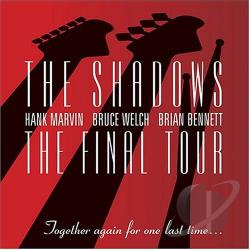 Shadows - Final Tour CD Cover Art