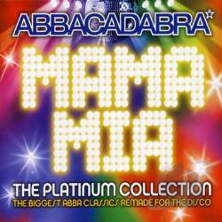 Abracadabra - Mama Mia CD Cover Art