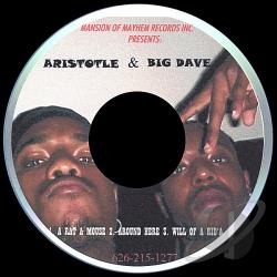 Aristotle & Big Dave CD Cover Art