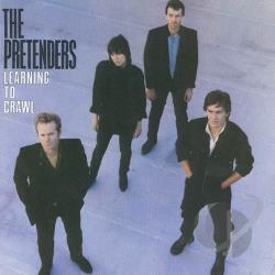 Pretenders - Learning to Crawl CD Cover Art