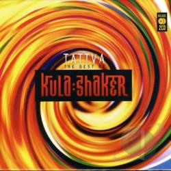 Kula Shaker - Tattva: Very Best Of CD Cover Art