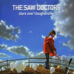 Saw Doctors - Stars Over Cloughanover LP Cover Art