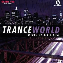 Trance World, Vol. 2 CD Cover Art